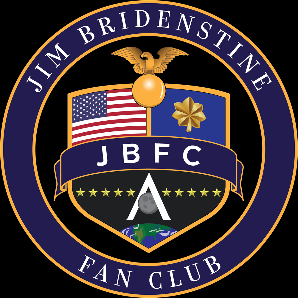 Image of Jim Bridenstine Fan Club Membership