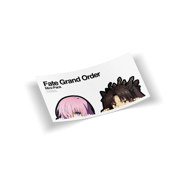 "Image of ""Fate Grand Order"" Mini-Pack"