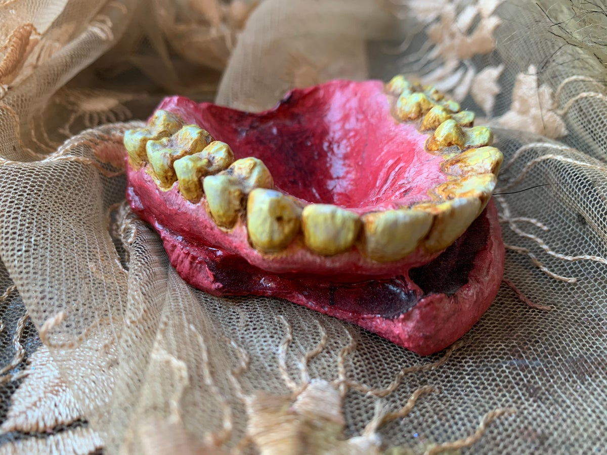 Image of Painted Teeth