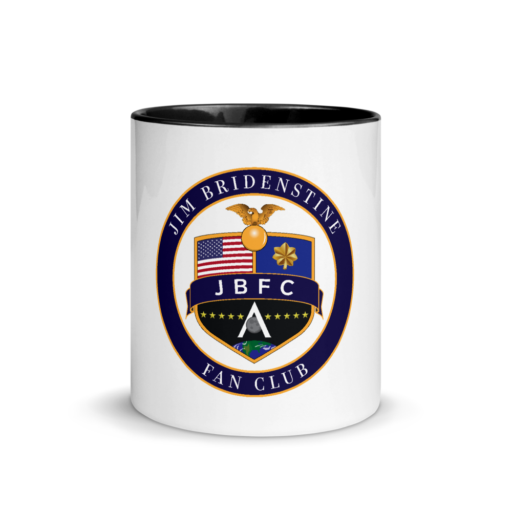 Image of Jim Bridenstine Fan Club Mug