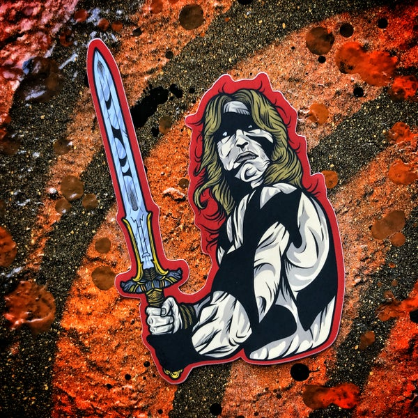 Image of Conan sticker