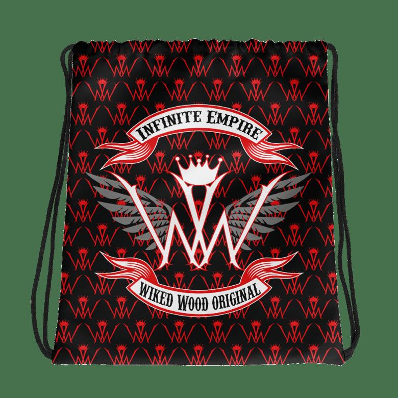 Image of Wiked Wood OG Drawstring Bag