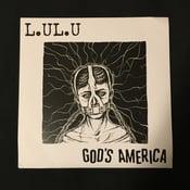 """Image of God's America / L.UL.U. - Split 7"""" (IMPORT)"""
