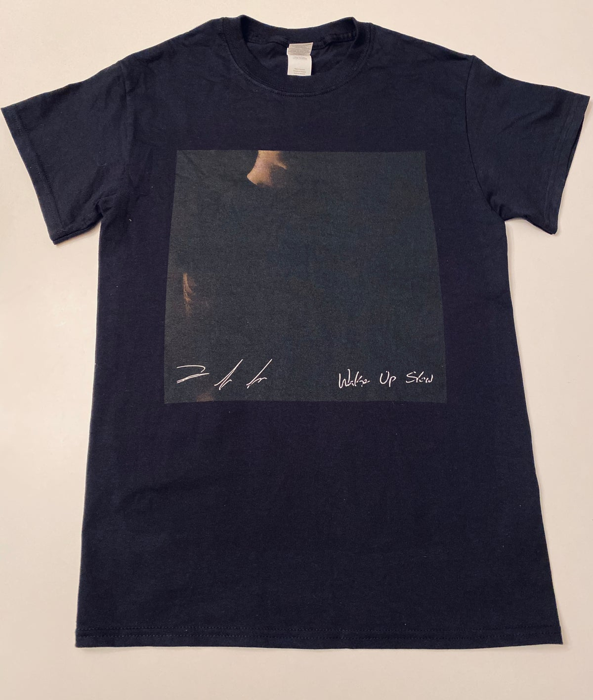 Image of Wake up Slow Shirt (Goth)