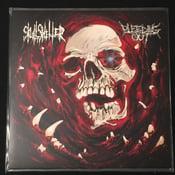 """Image of Skullshitter / Bleeding Out - Split 12"""""""