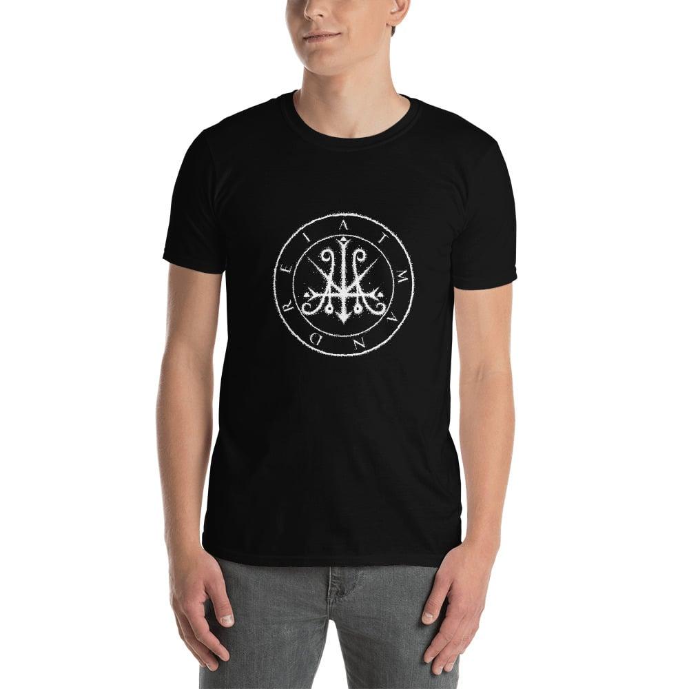 Image of Atman Drei Logo Short-Sleeve Unisex T-Shirt
