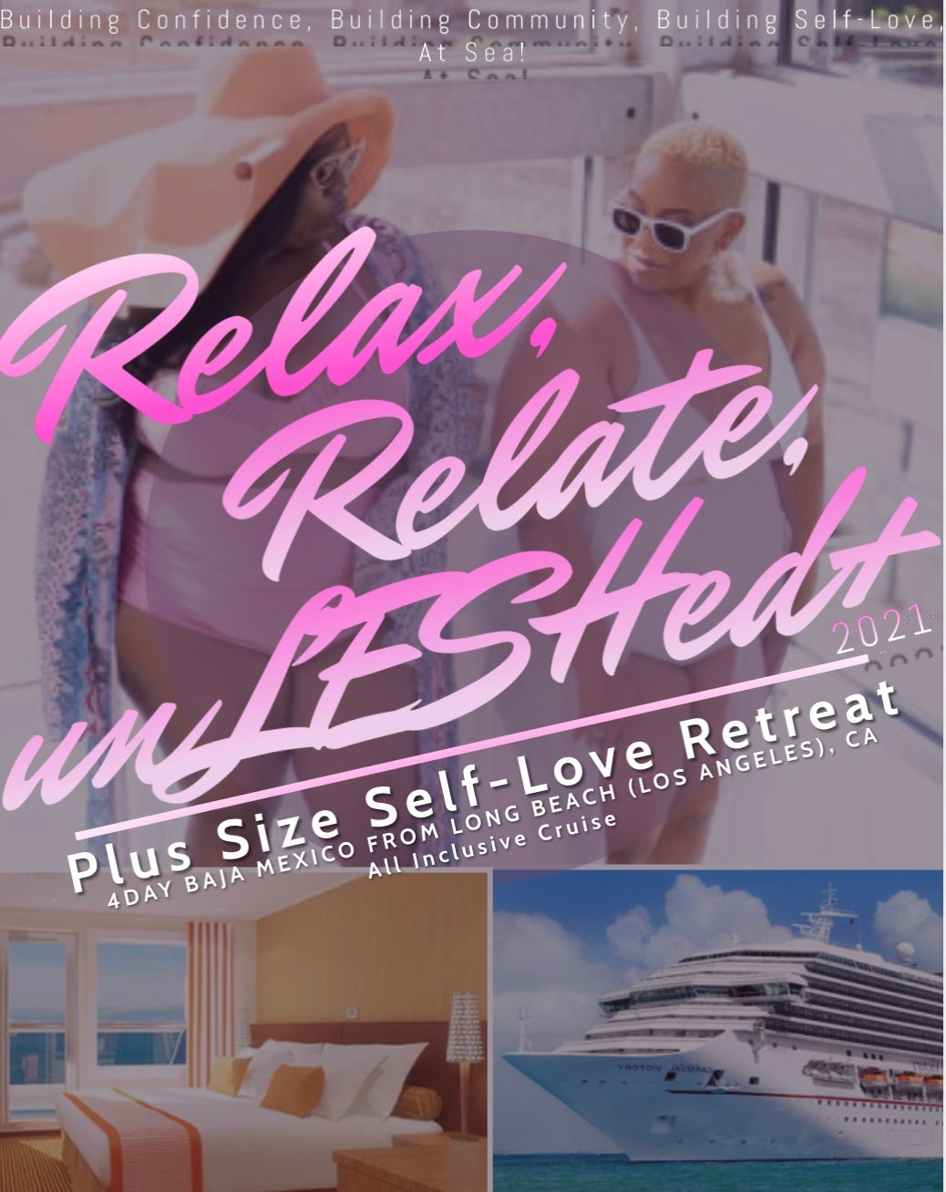 Image of Relax, Relate, unLESHed+