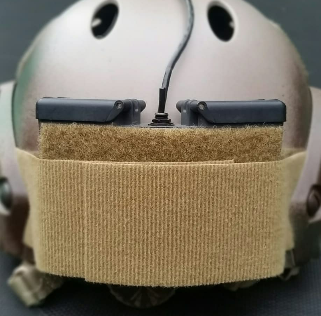 "Dynamic Fuzz ""Low profile helmet straps"""