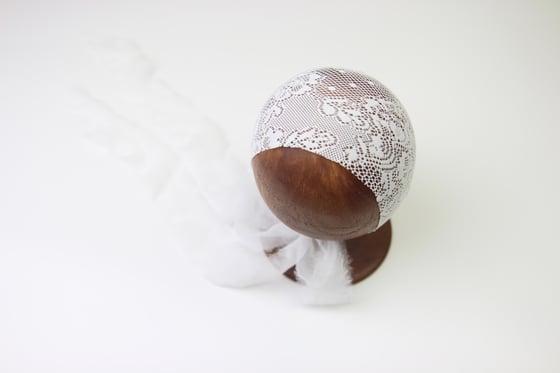 Image of Newborn Bonnet - I