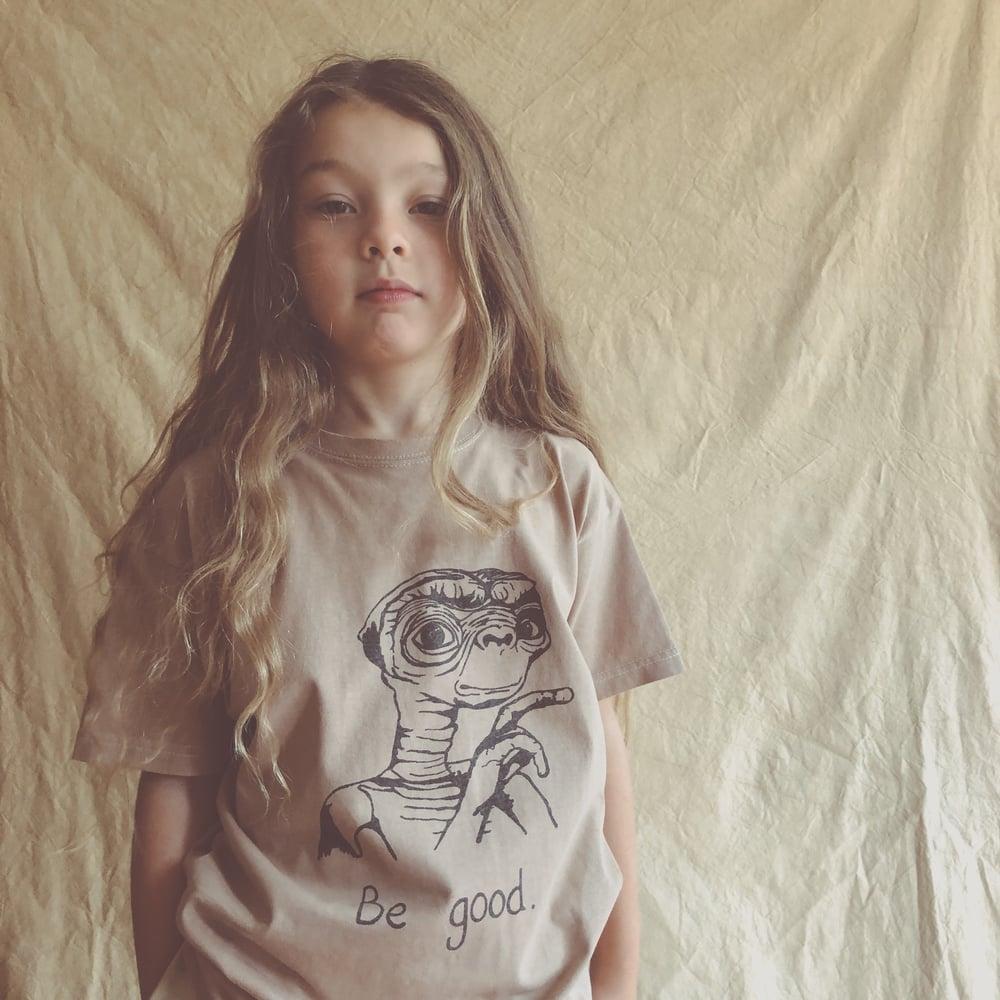 Big ET T-shirt Clay