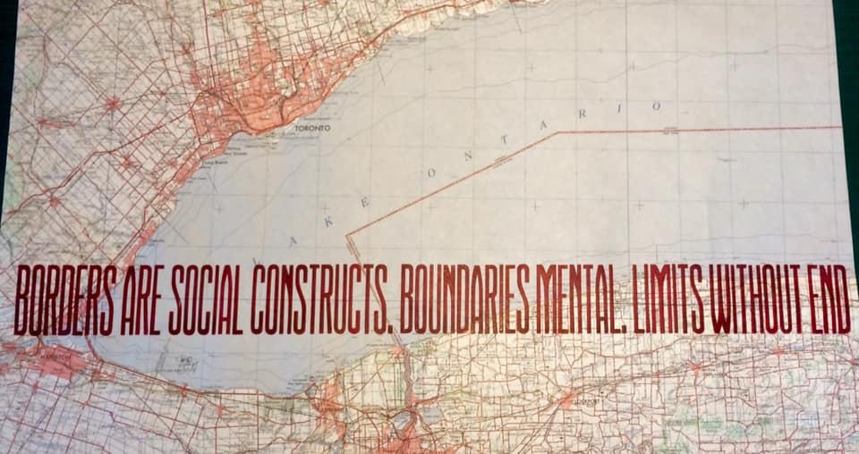 Image of Borders & boundaries