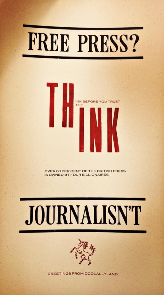 Image of Journalisn't
