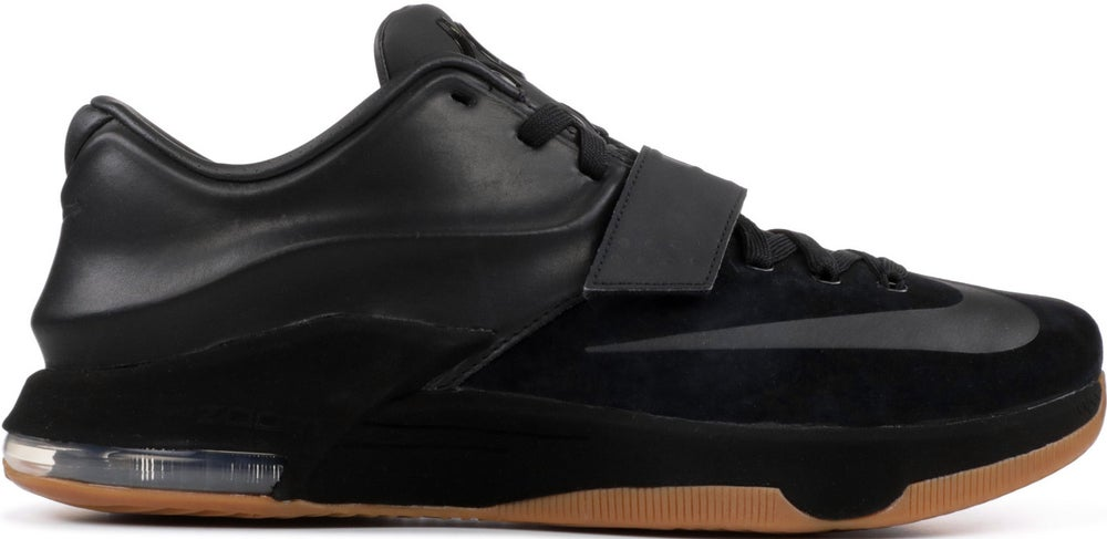"Image of Nike KD 7 Ext Suede QS ""Black"" Sz 10"