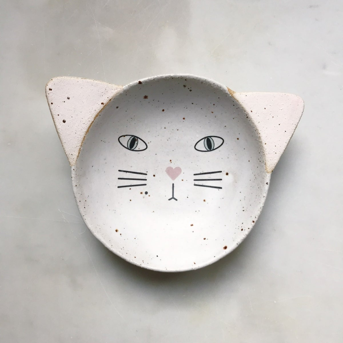 Image of Cat - mini bowl
