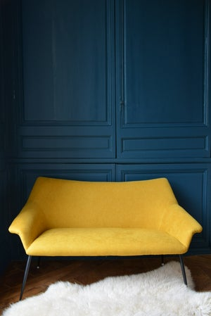 Image of Banquette 2 places coquille