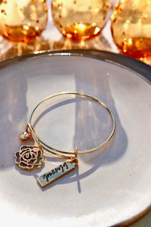 Image of Blessed Is She Bangle