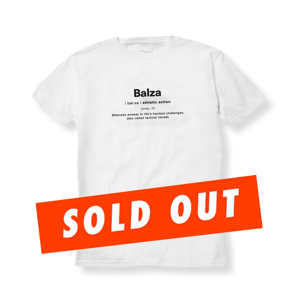Image of T-SHIRT BALZA