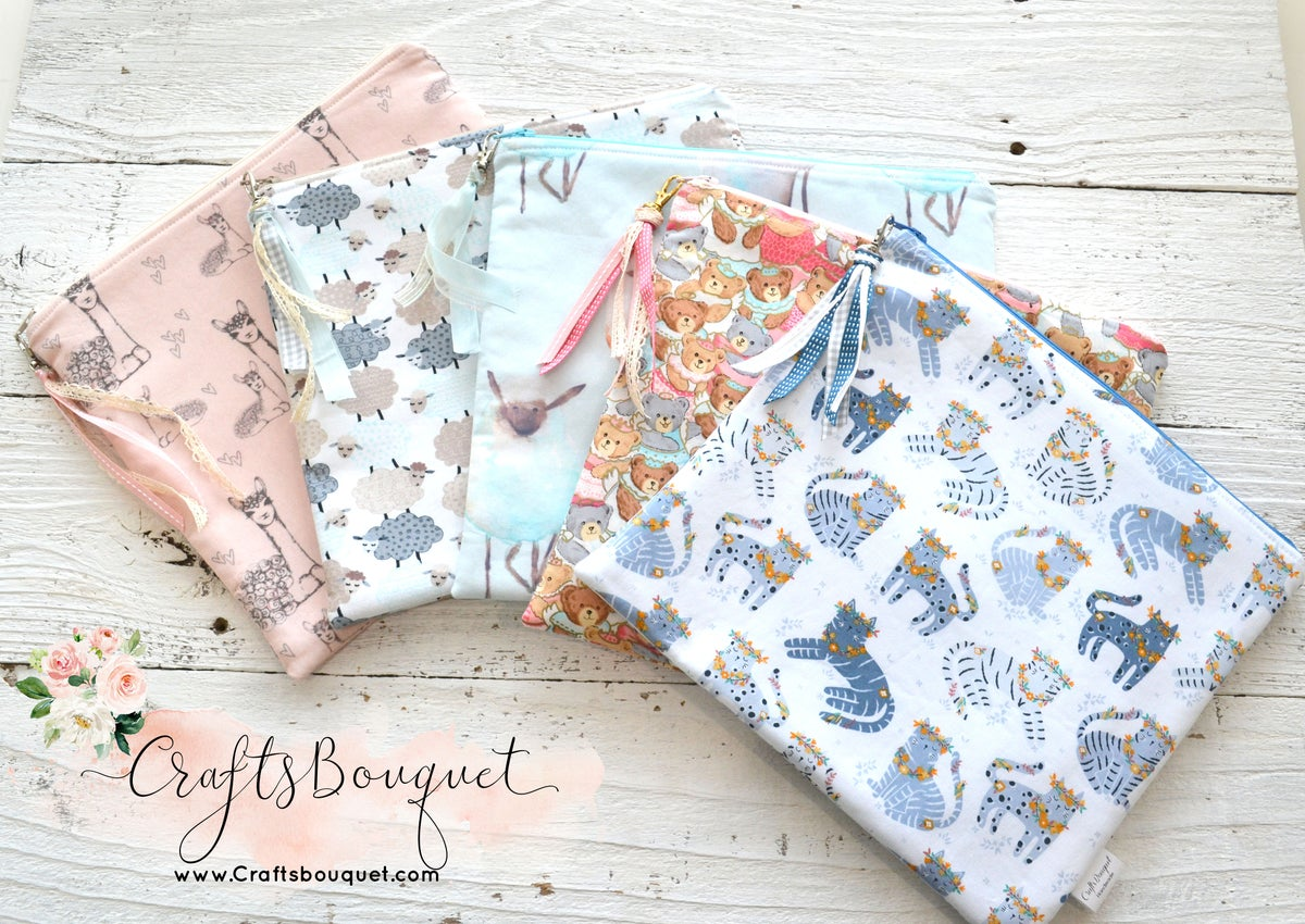 Image of Tall Diaper Pouches