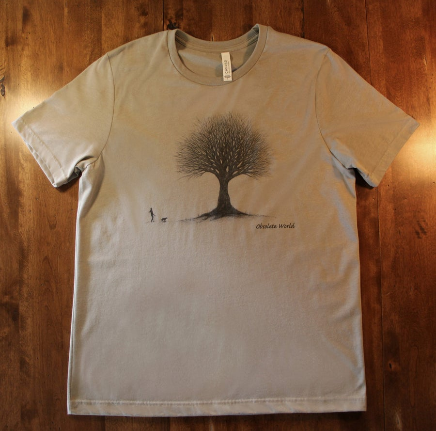 Image of Obsolete World Tree Admiration T-Shirt