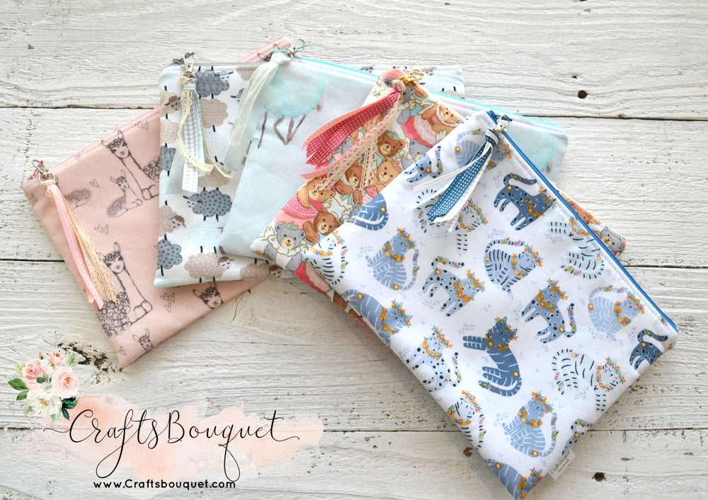 Image of Small Diaper Pouches