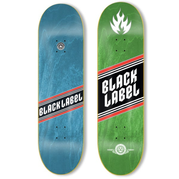 "Image of ""Top Shelf"" clear 8.68"" x 32.63″ deck"
