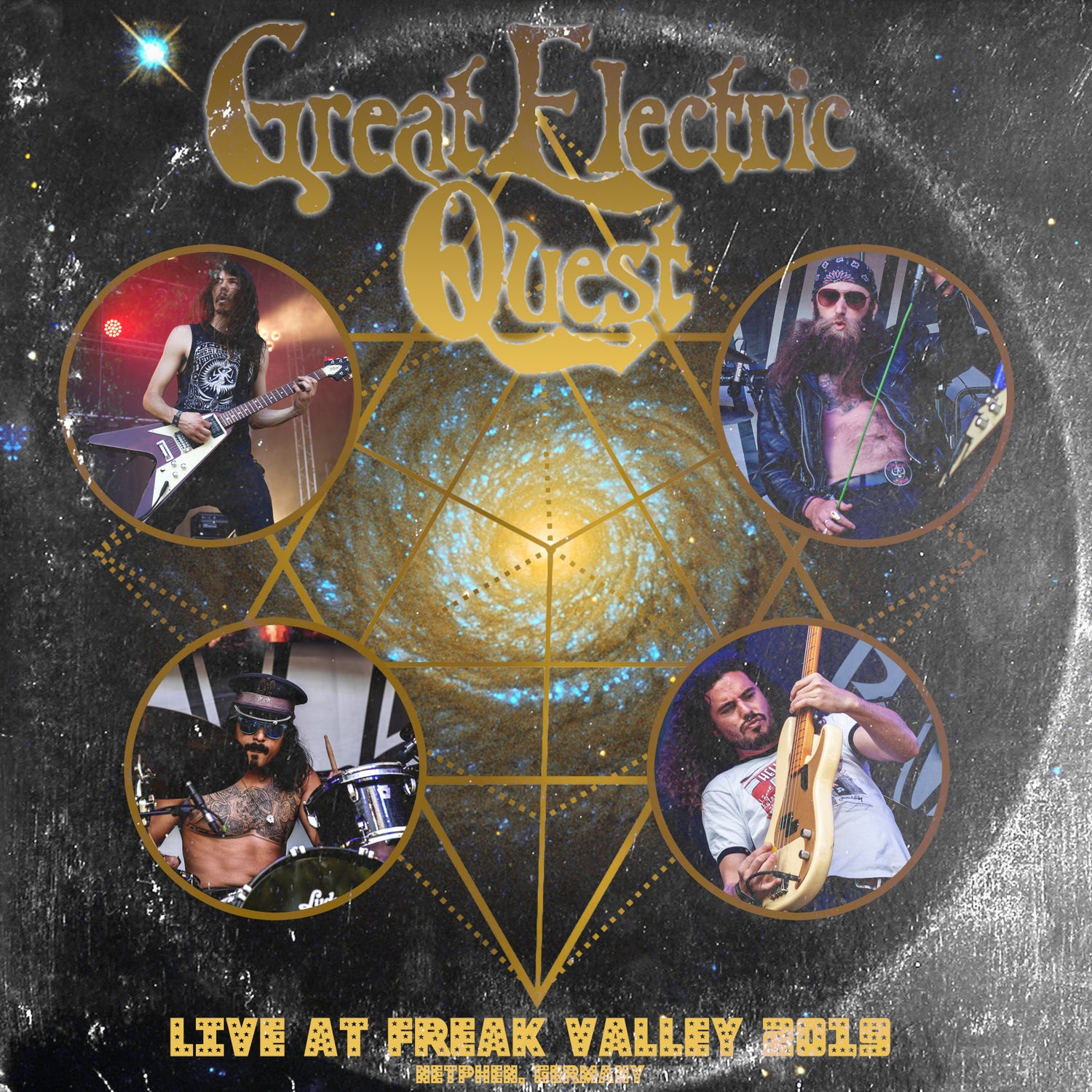 Image of Great Electric Quest - Live at Freak Valley Festival