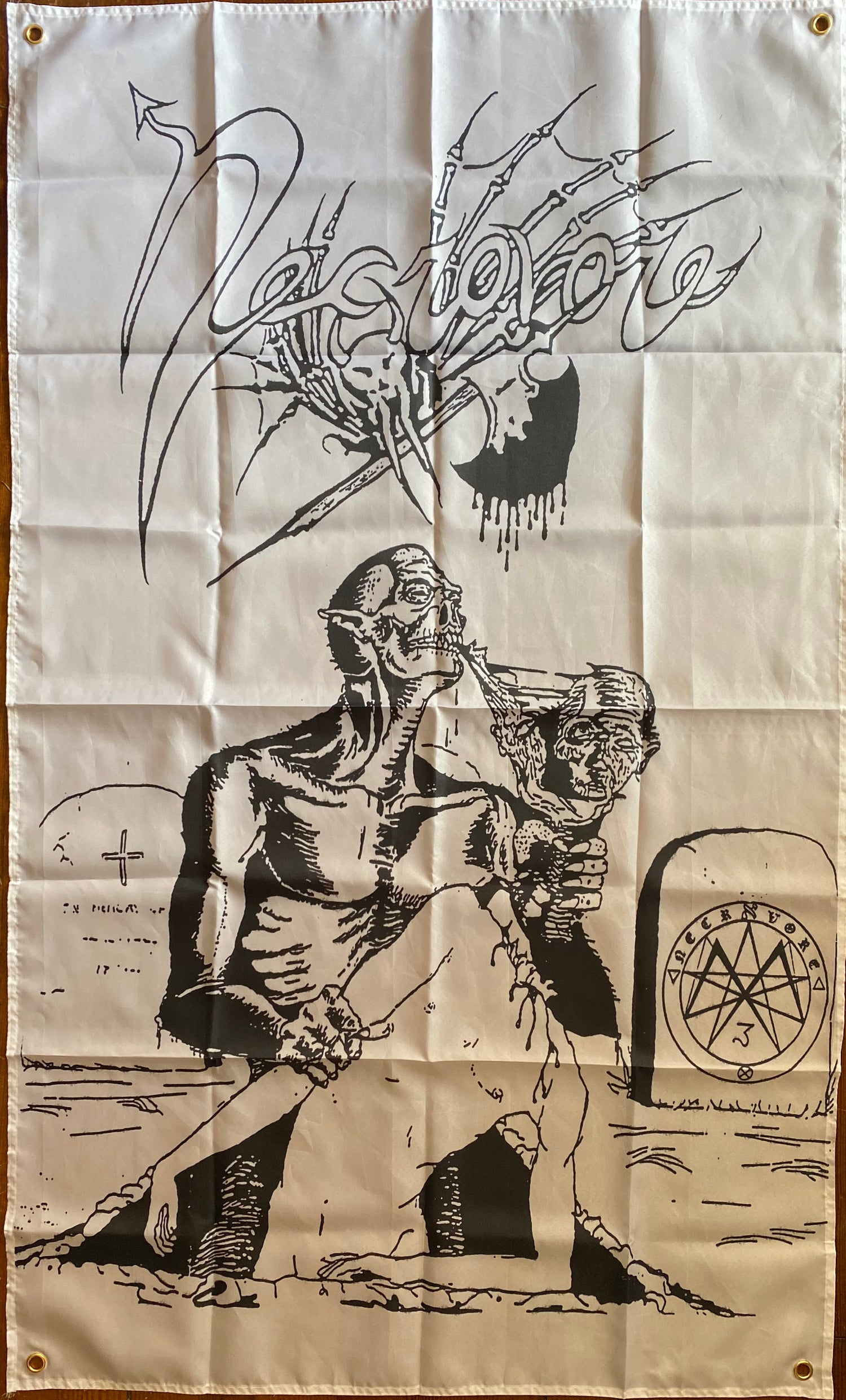 Image of Necrovore - Banner / Tapestry / Flag