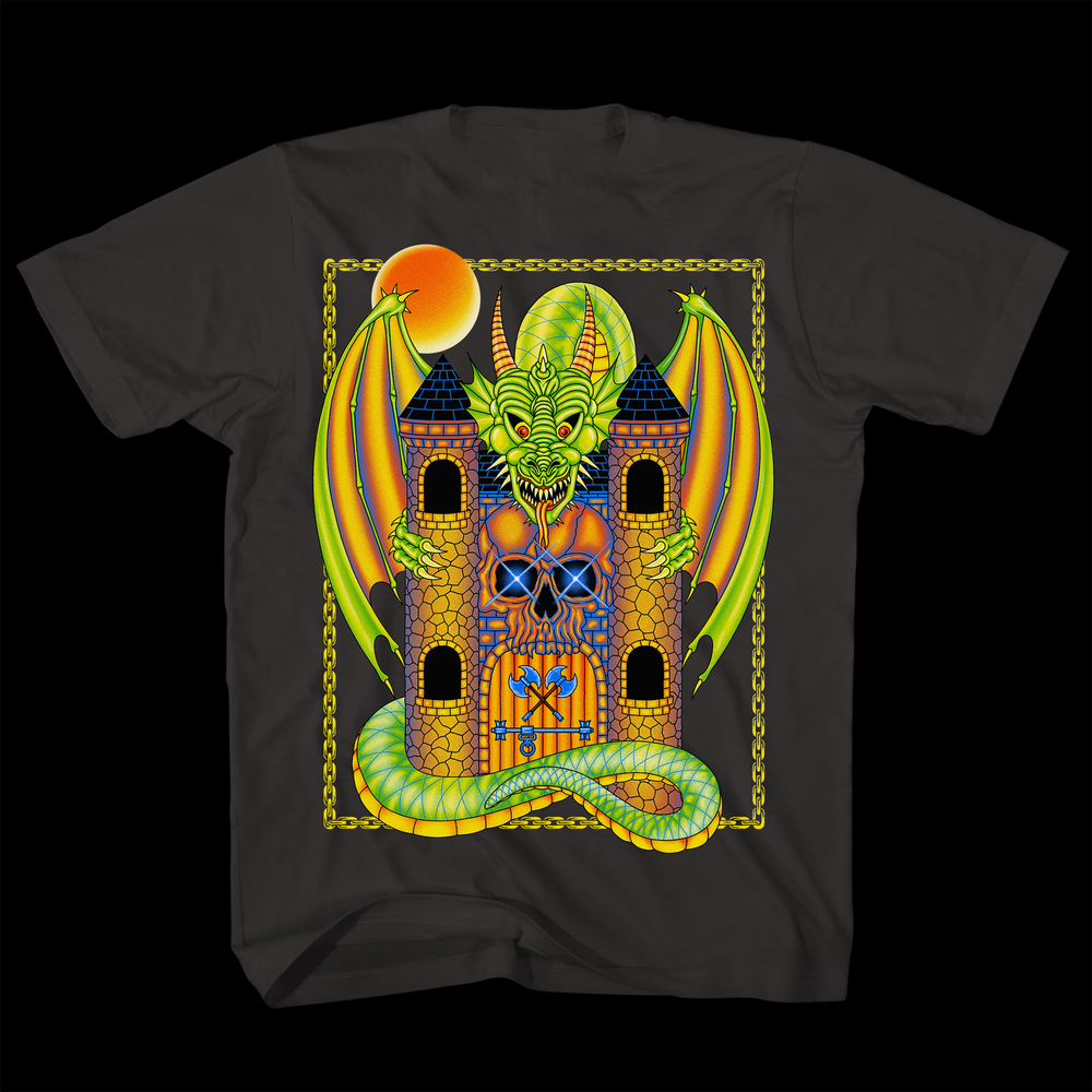 Image of DRAGON T-SHIRT