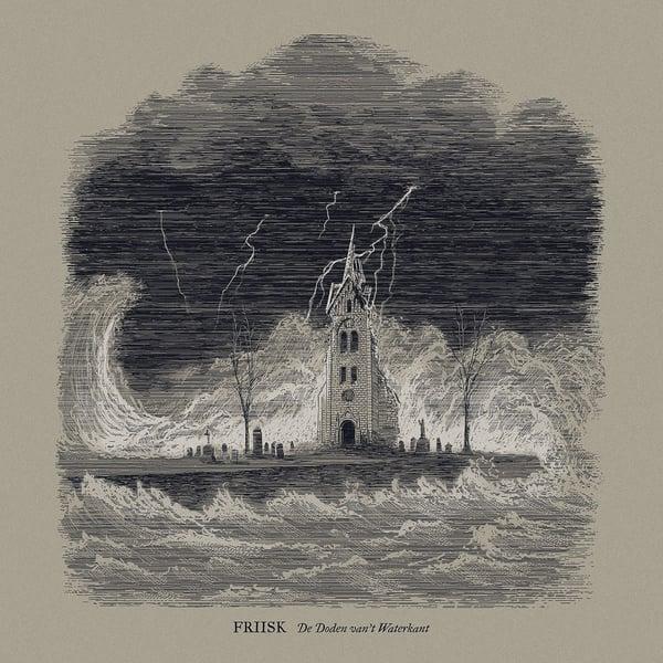 """Image of FRIISK """"De Doden Van't Waterkant"""" LP"""