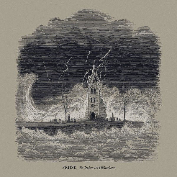 "Image of FRIISK ""De Doden Van't Waterkant"" CD"