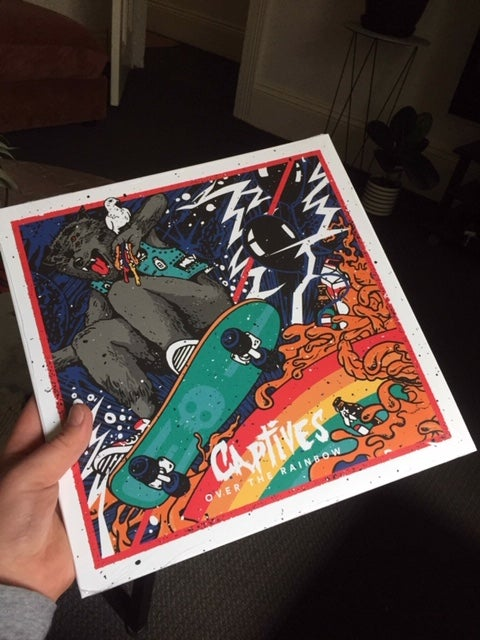 Image of Over the Rainbow - Vinyl Record