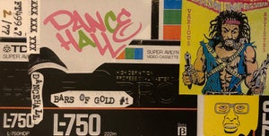 "Image of XXX DANCEHALL XXX ""Bars Of Gold"" #1"