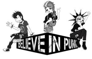 Image of NEW WEBSITE - www.believeinpunk.com