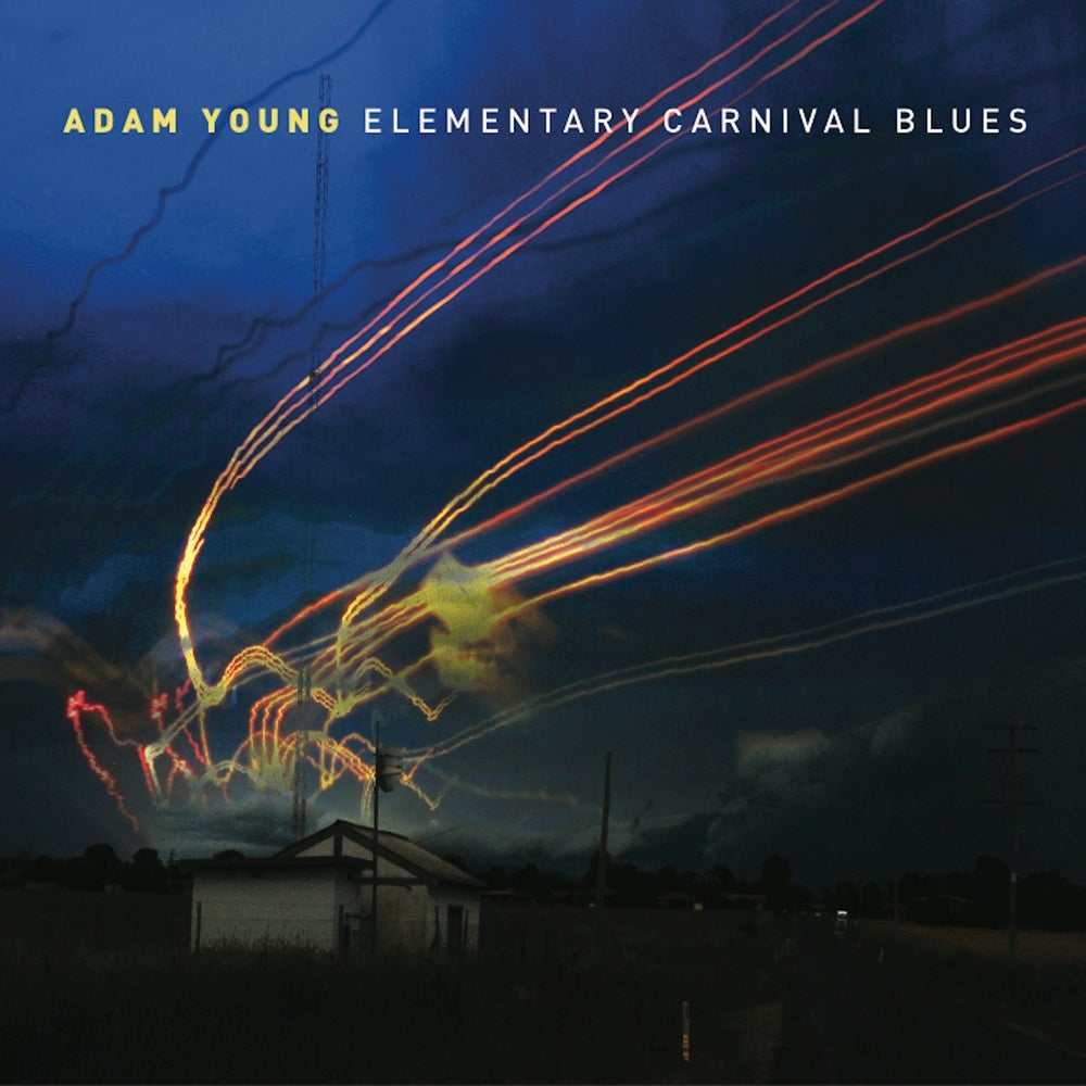 Image of Elementary Carnival Blues CD