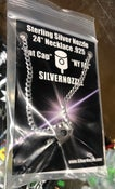 Image of Silver Nozzle Sterling Silver Nozzle & Chain