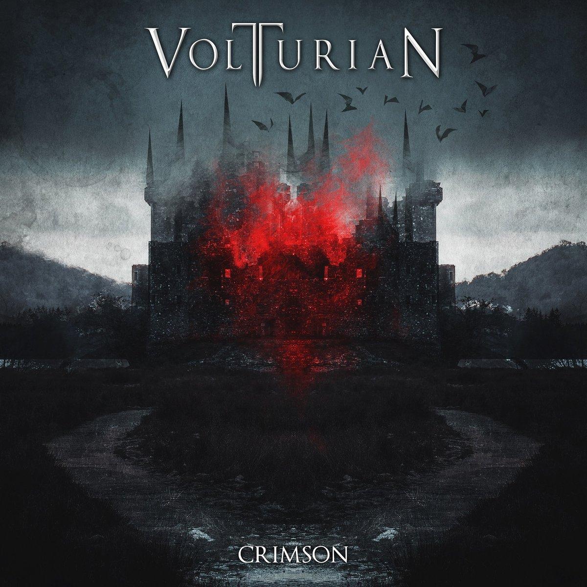 VOLTURIAN - Crimson - CD Digipack