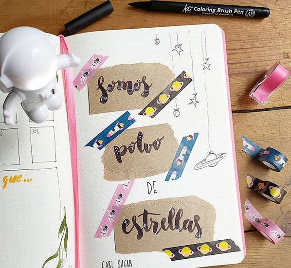 Image of Taller privado Bullet Journal 1 Marzo