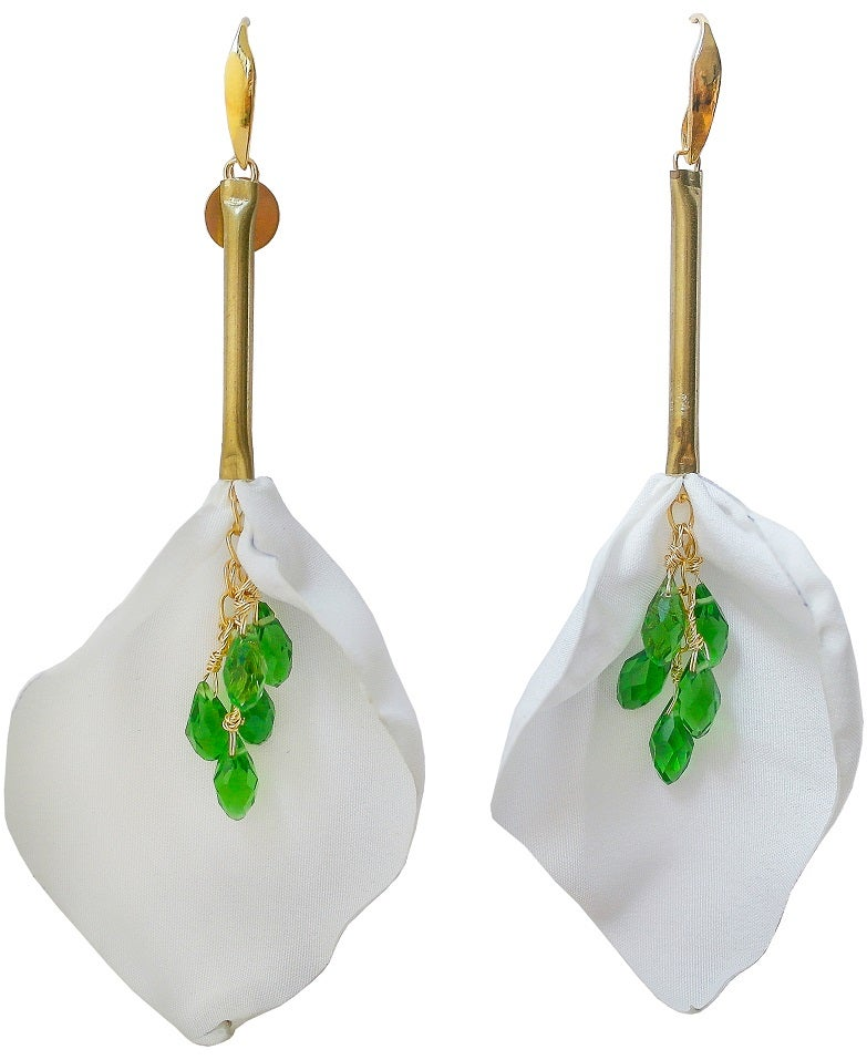 Image of Lily Of The Valley Earrings