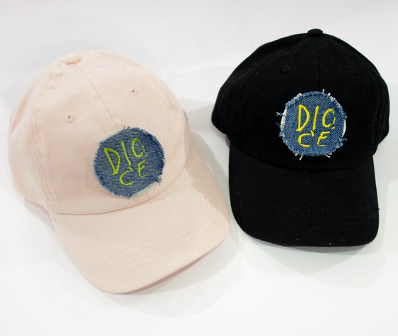 Image of Dio C'E' Denim Custom Cap