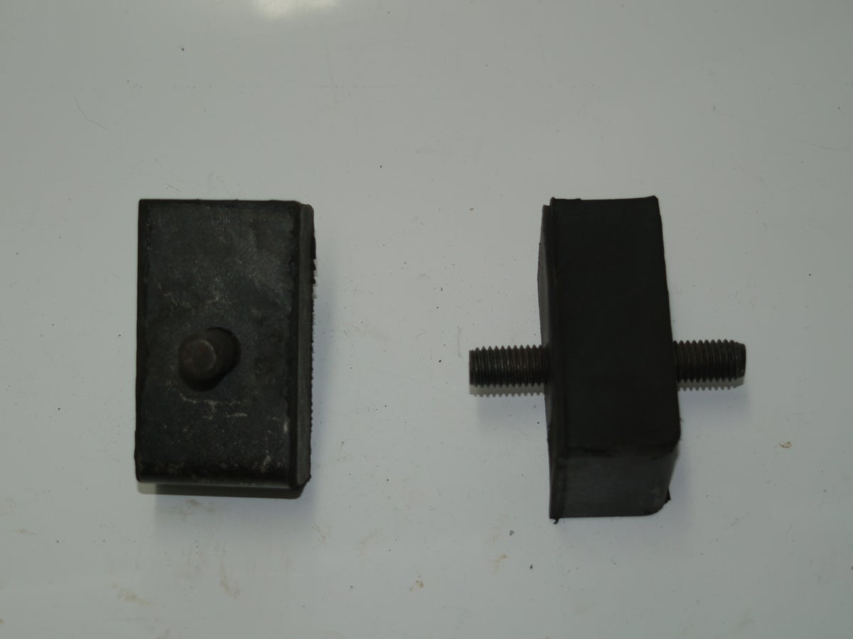BMW RUBBER ENGINE MOUNTS NEW 328, 327 and others 1936-1941