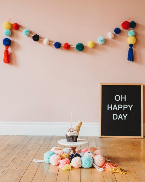 Image of Party Garland - Made to Order