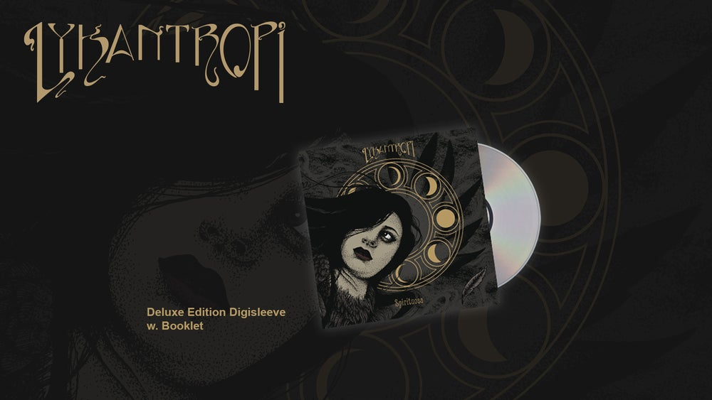 Image of Lykantropi - Spirituosa Deluxe Edition CD