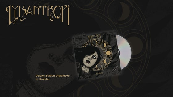 Image of Lykantropi - Spirituosa Deluxe Edition CD