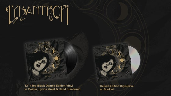 Image of Lykantropi - Spirituosa Deluxe Edition (LP/CD)
