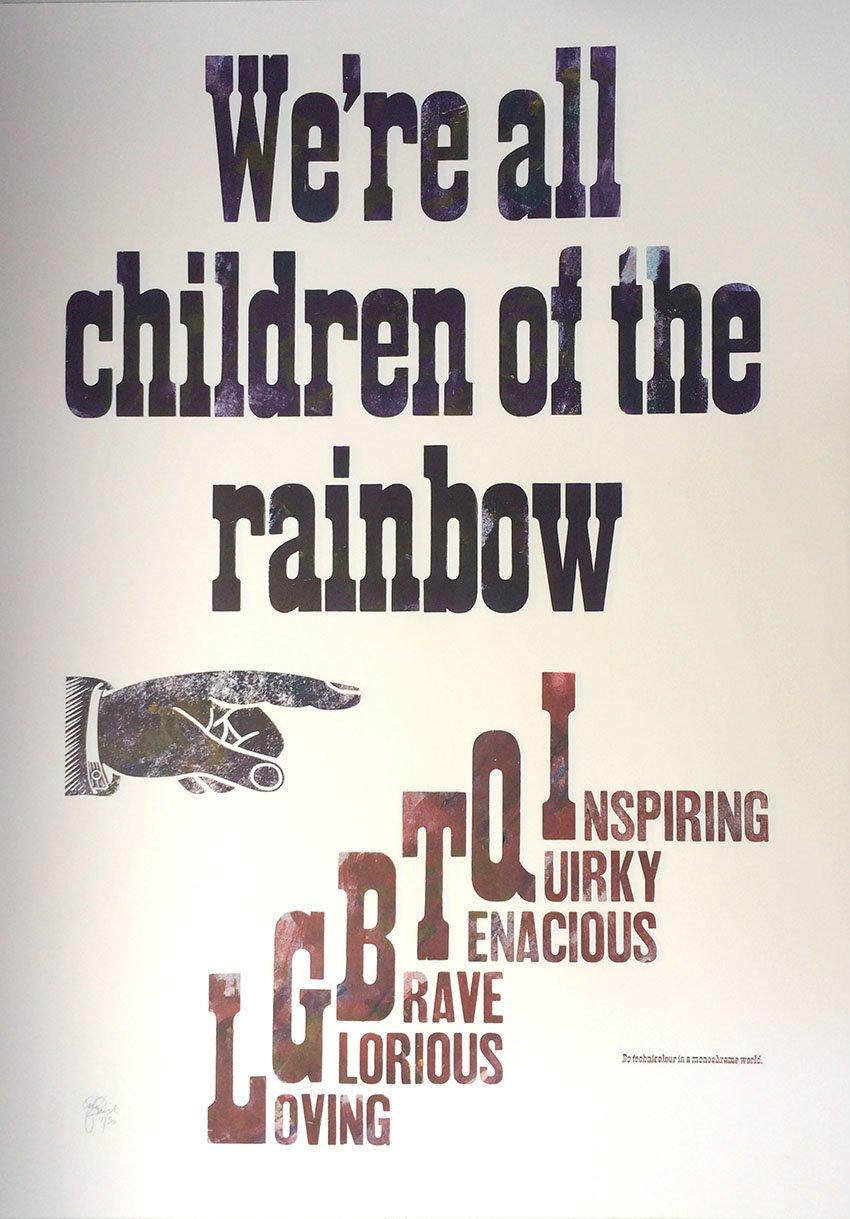 Image of Rainbow Children