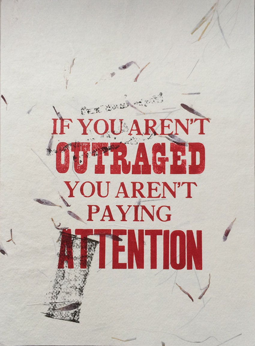 Image of Outraged