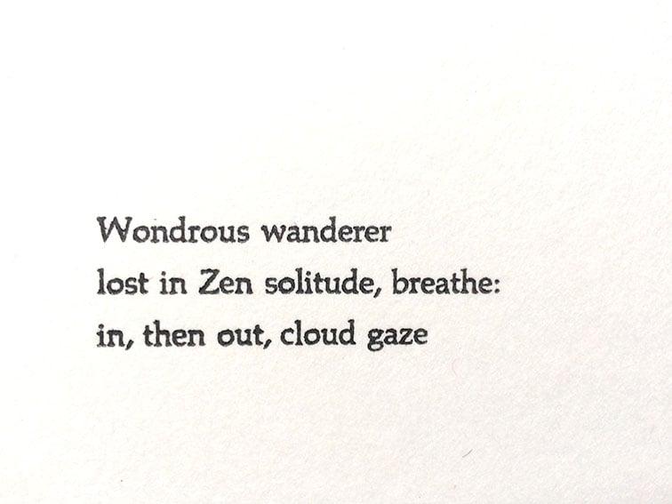 Image of Zenitude