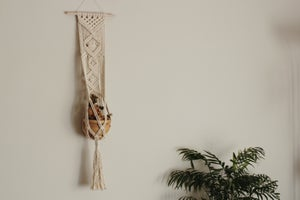 Image of Small Boho plant hanger