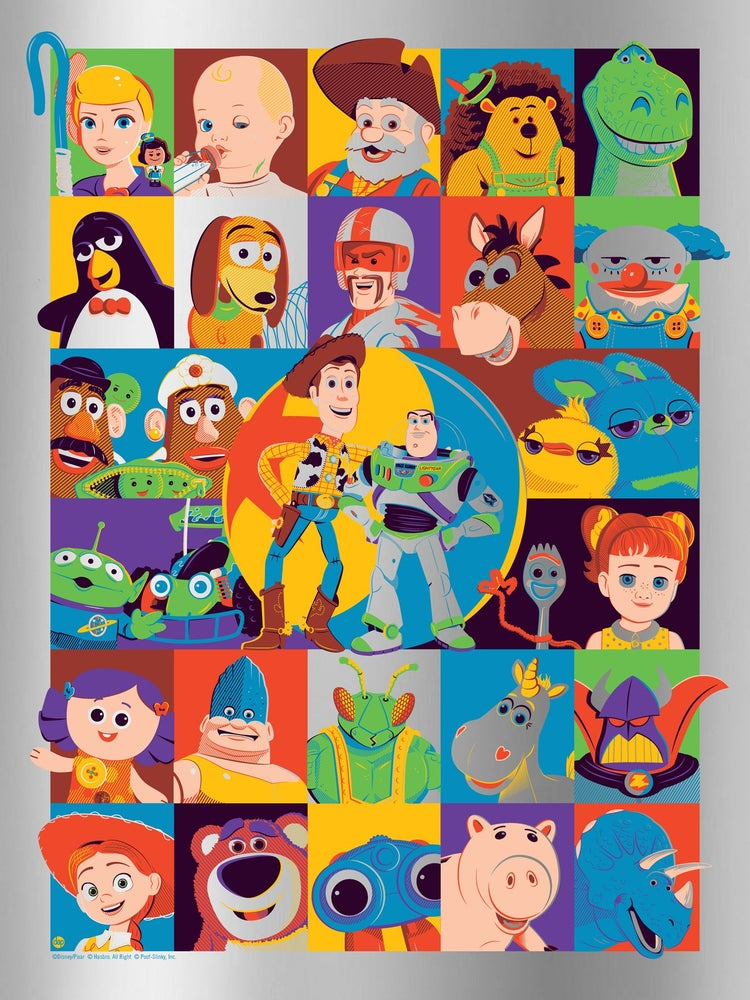 Image of Toy Story Foil Edition