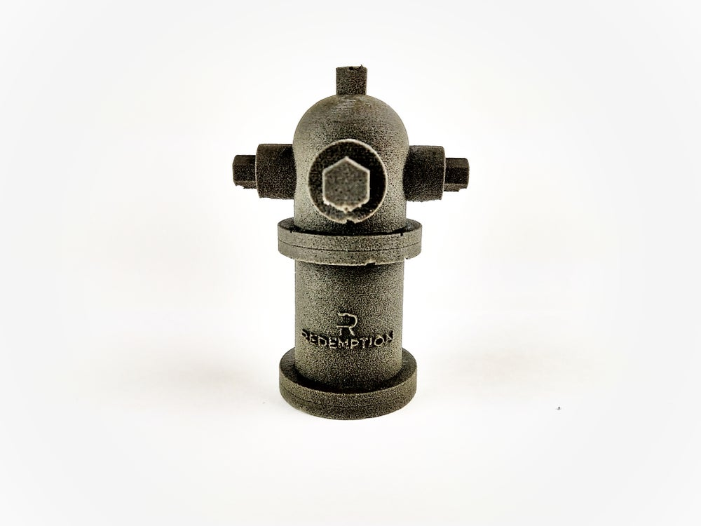 Image of Redemption Cement Blend Hydrant